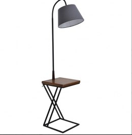 Lampa z stolikiem do salonu